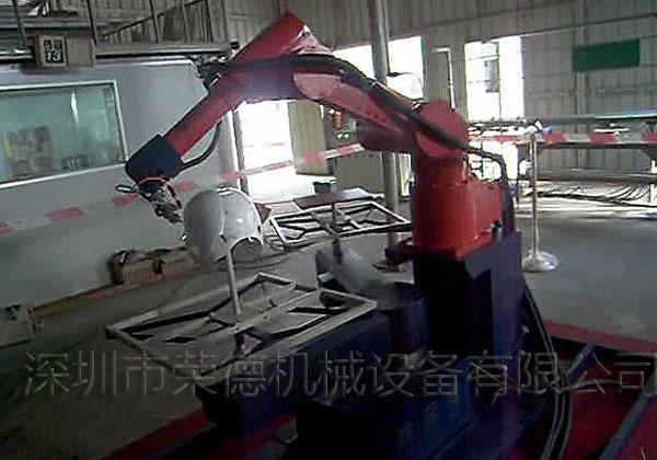 装生产线 供应机器人自动喷涂设备,中国喷涂机器人第一品牌 涂装生