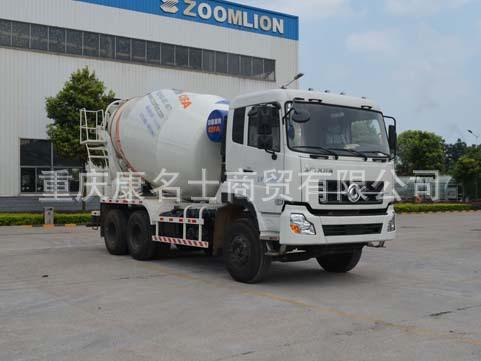 中联ZLJ5256GJB1混凝土搅拌运输车ISLe375东风康明斯发动机
