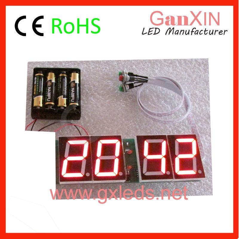 畅销1.8英寸时钟显示时间led产品图片_5