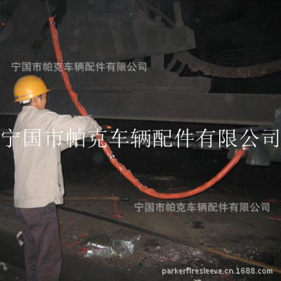 宁国帕克玻纤耐高温防火套管、防火护套、高温套管