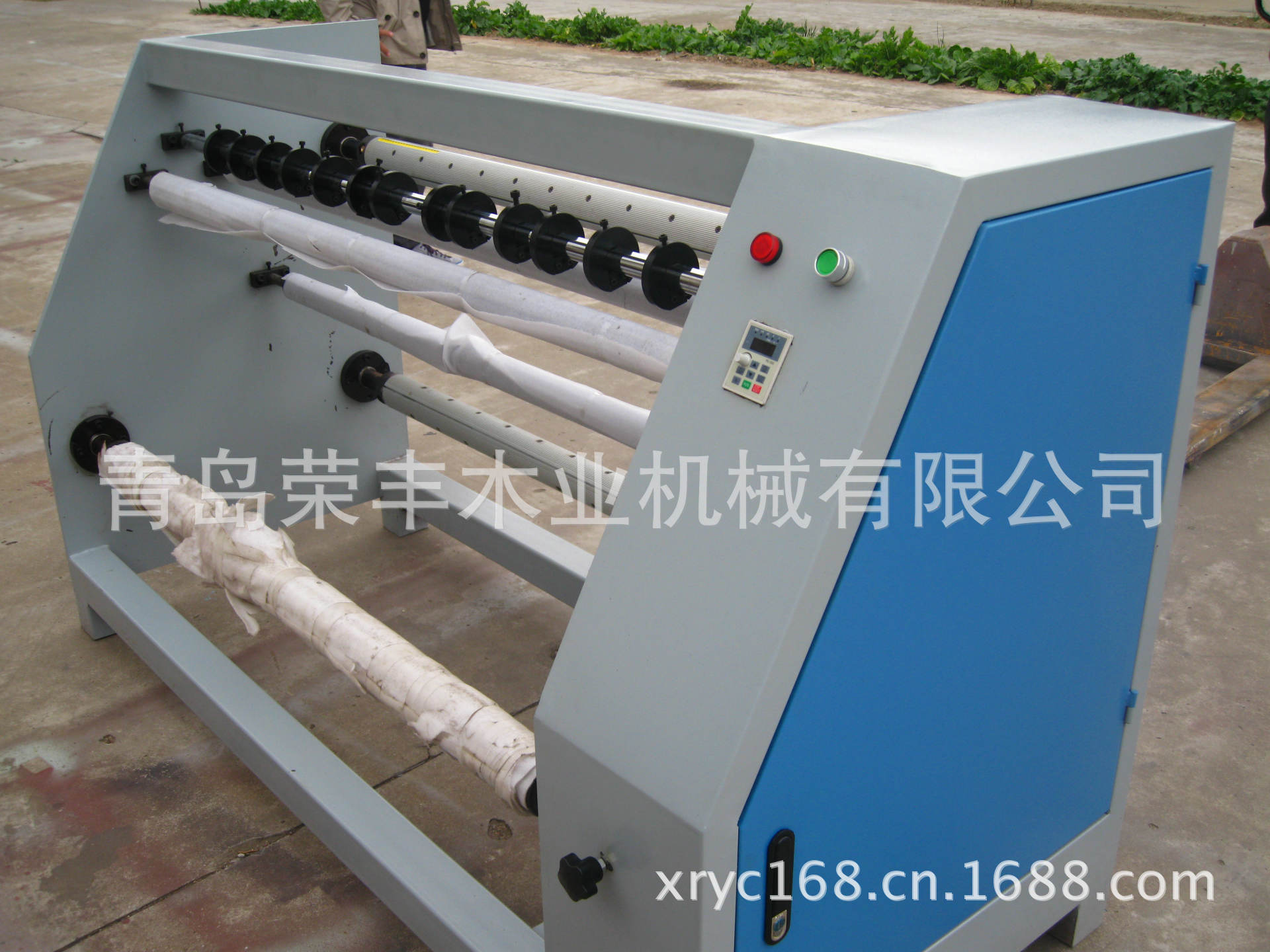 PVC分切机,多刀分切机,装饰纸分切机