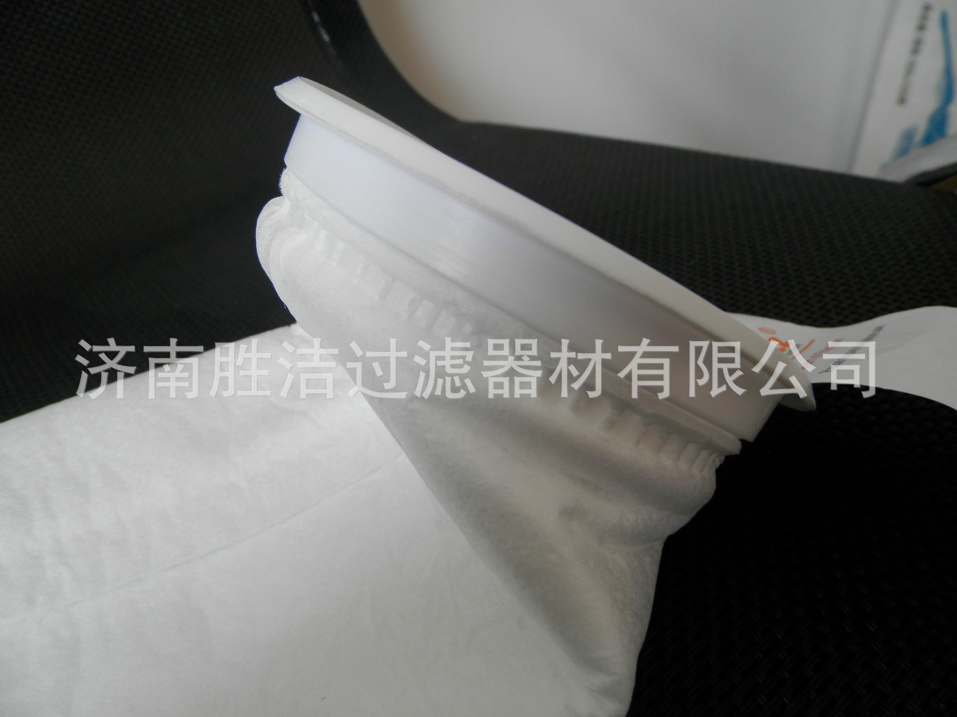 厂价大批量供应 过滤袋 无纺布过滤袋 袋式过滤器配套使用