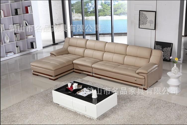 广东新兰特家具厂家具v家具,民用真皮沙发A-22古典欧式低价图片