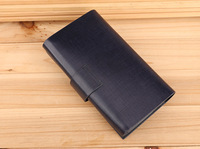 Кошелек 2013 New Design 100% Genuine Leather Wallet, High-grade Man Purse, Fashion Leather Clutch bag + luxury gift box