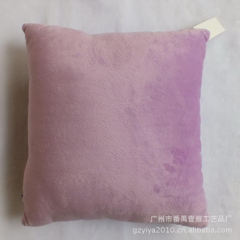 刺绣枕头图样-抱枕 数码印花绣花靠枕 热转印靠垫礼品抱枕厂家来图来样定做 靠垫