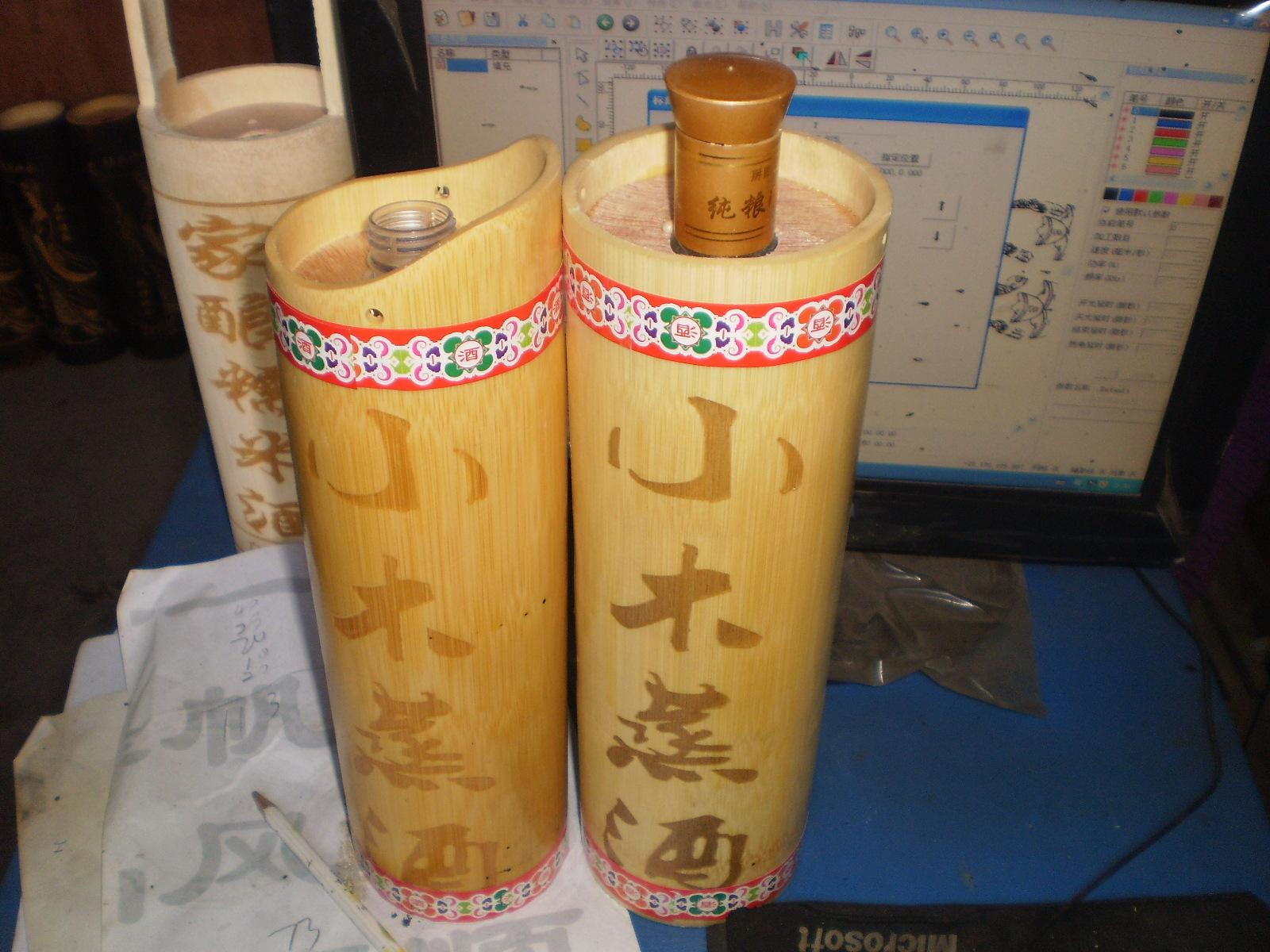 包装制品配附件-竹筒竹酒筒竹筒酒竹酒桶竹酒