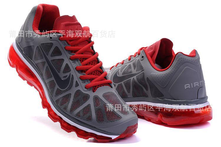 013新款正品耐克nike男鞋女鞋AIR MAX网面气垫跑鞋跑步鞋莆田鞋