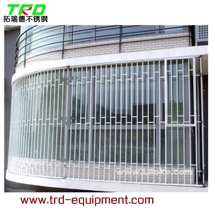 专业不锈钢工程10年 批发不锈钢门窗 防盗门窗