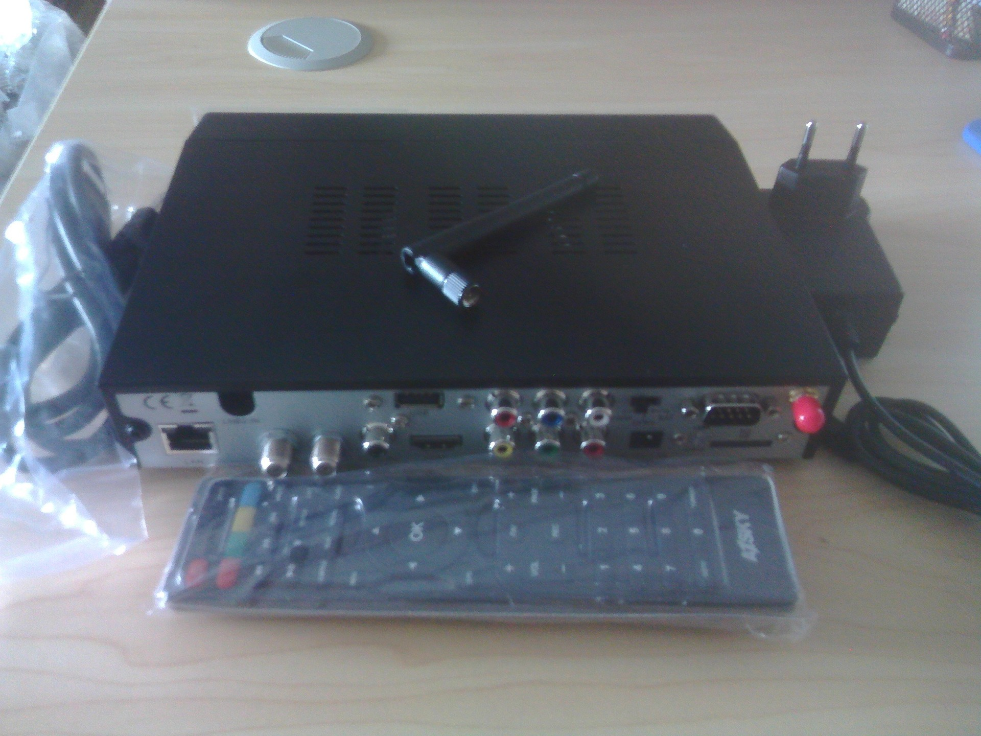 AZSKY G6 中西东非洲高清机顶盒
