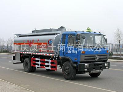 程力威CLW5163GYYT3运油车ISDe185东风康明斯发动机