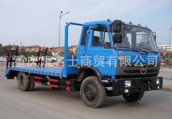 楚风HQG5160TPBGD4平板运输车ISDe185东风康明斯发动机