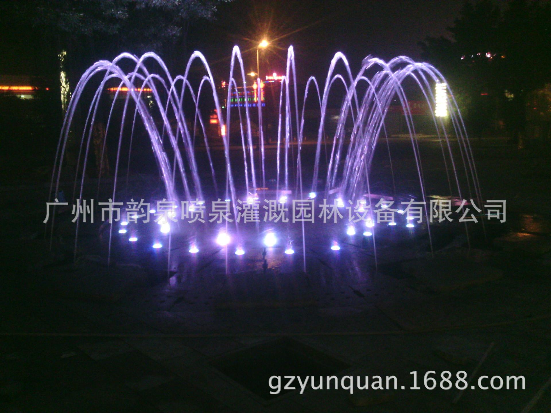 喷泉水景 广州 音乐喷泉工程 广州水幕电影 广州景观水景工程 广州喷泉图片