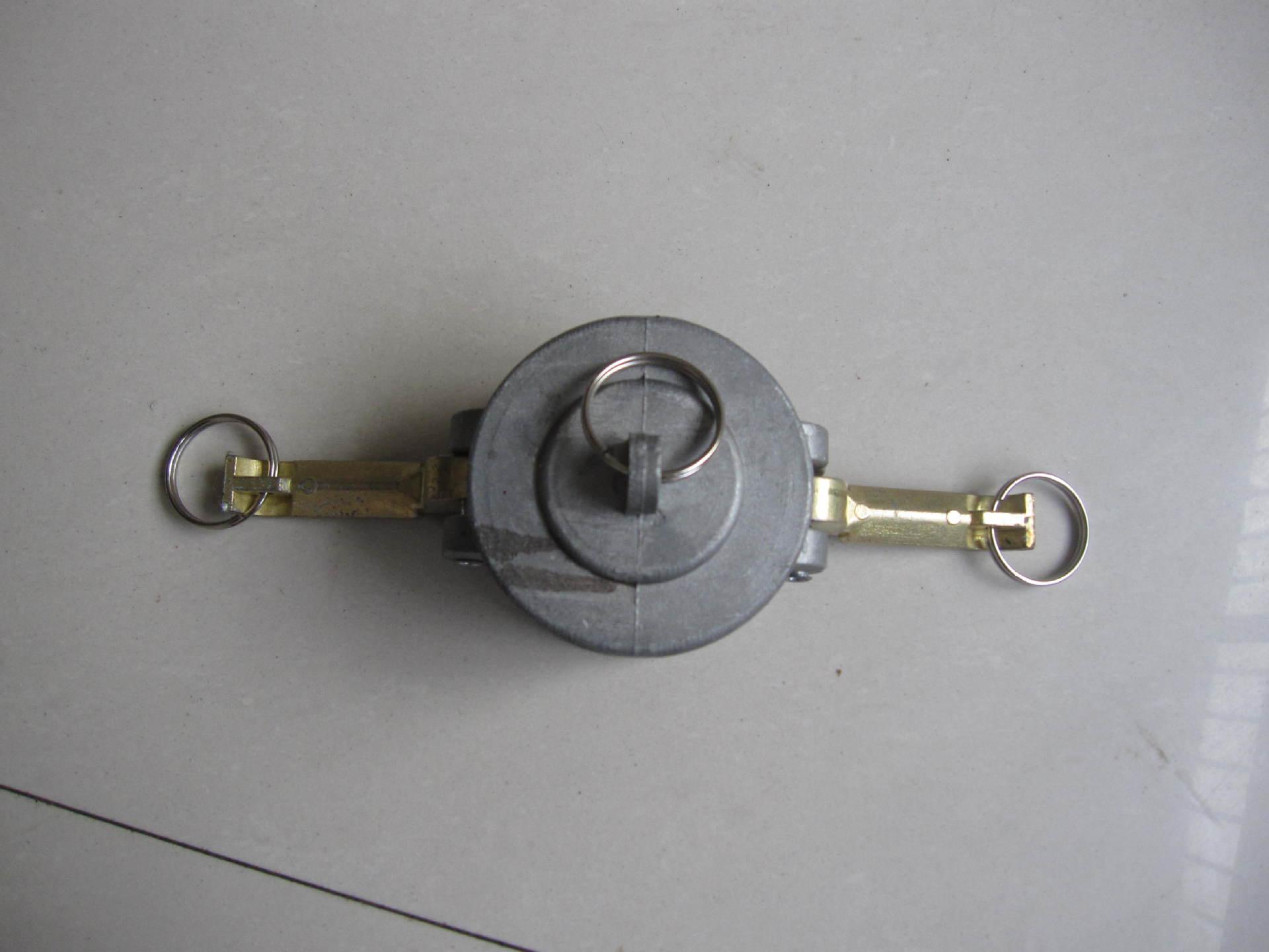 铝合金阴阳端接头 槽车油气回收接头 C型 E型