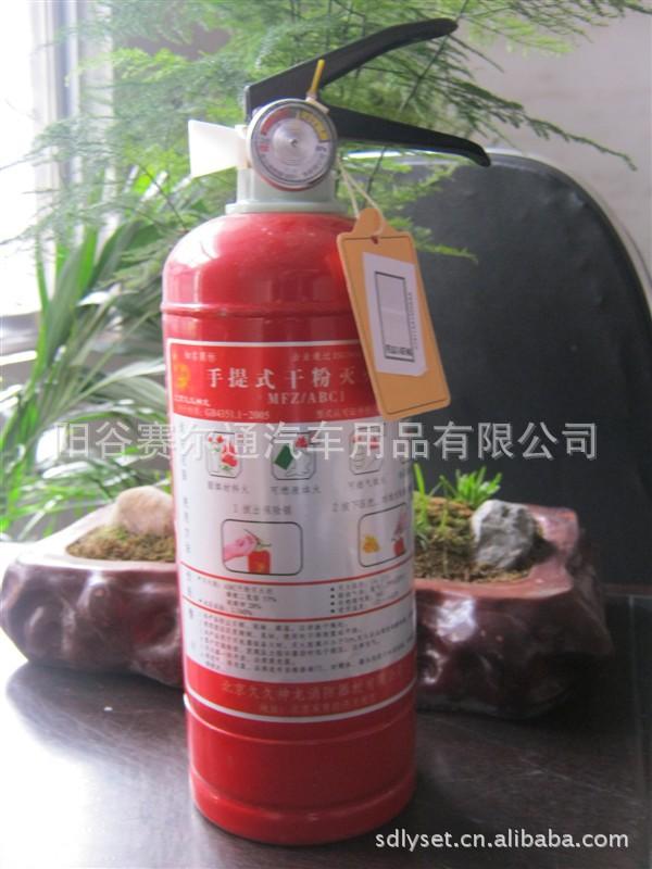 厂家直销正品1公斤手提式干粉灭火器 神龙灭火器