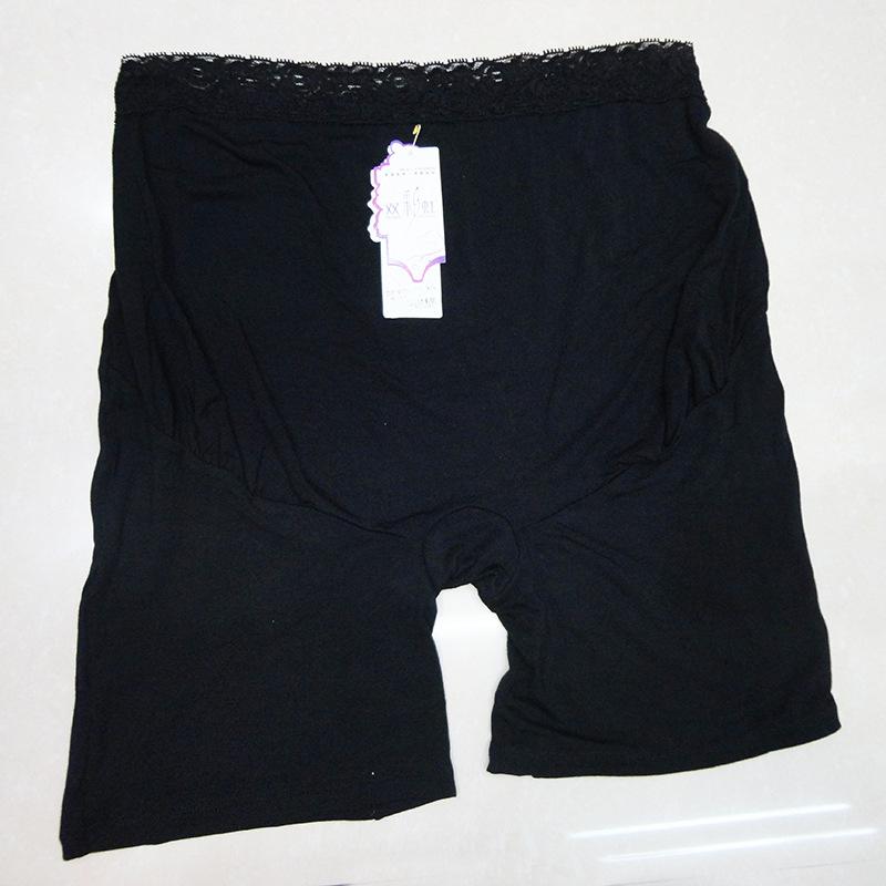 2015新款孕妇内裤 蕾丝花边平角裤防走光孕妇安全裤孕妇裤批发