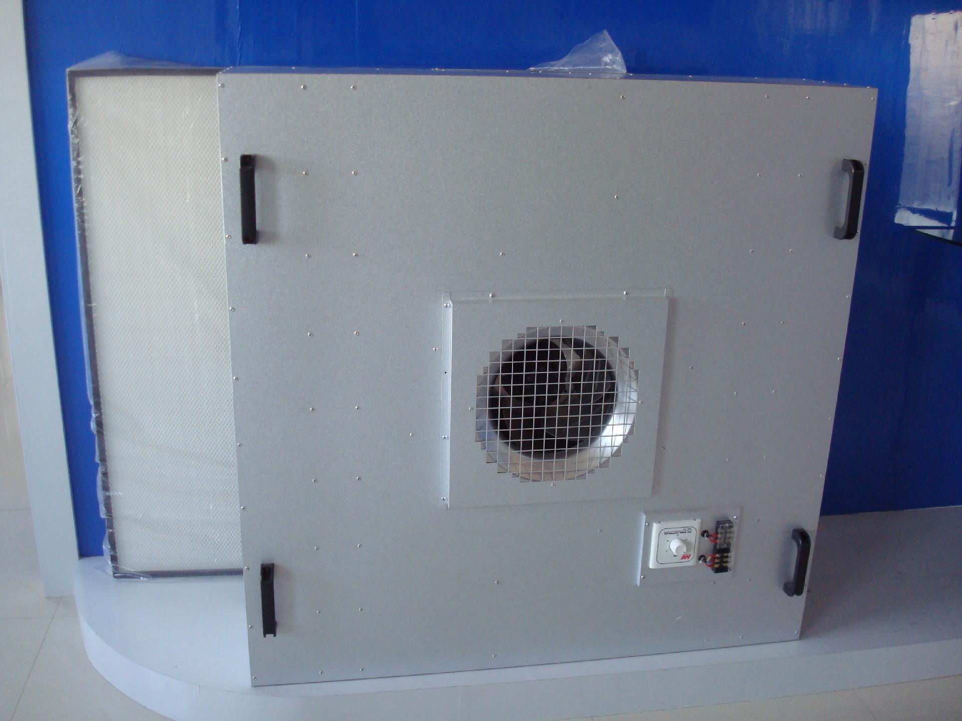 车间净化设备 FFU送风系统洁净厂房 高效过滤器