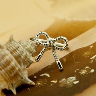 热销孔雀开屏彩色镶钻优雅时尚戒指