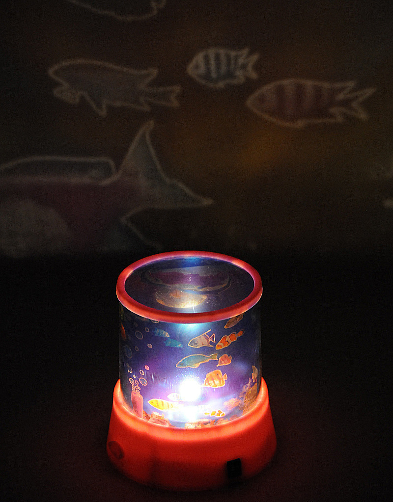Night light projector lamp - Undefined