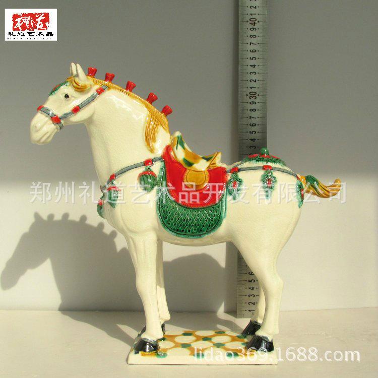 郑州马年春节热卖礼品 马年创意工艺品摆件 高档文化礼品
