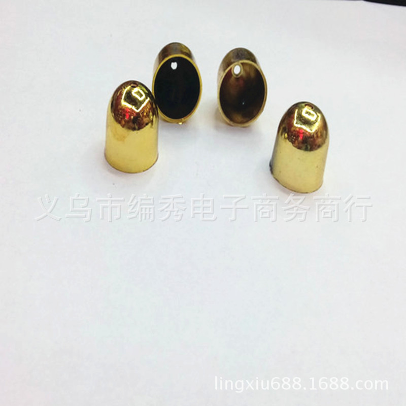 Gold Plated cap 4
