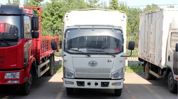 北京一汽解放 国四 4.2米 高栏 载货车 仓栏车价格 中国供应商