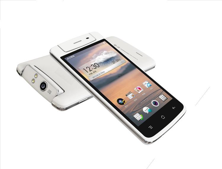 T908 – копия смартфона Oppo N1 с вращающейся камерой (11 фото)