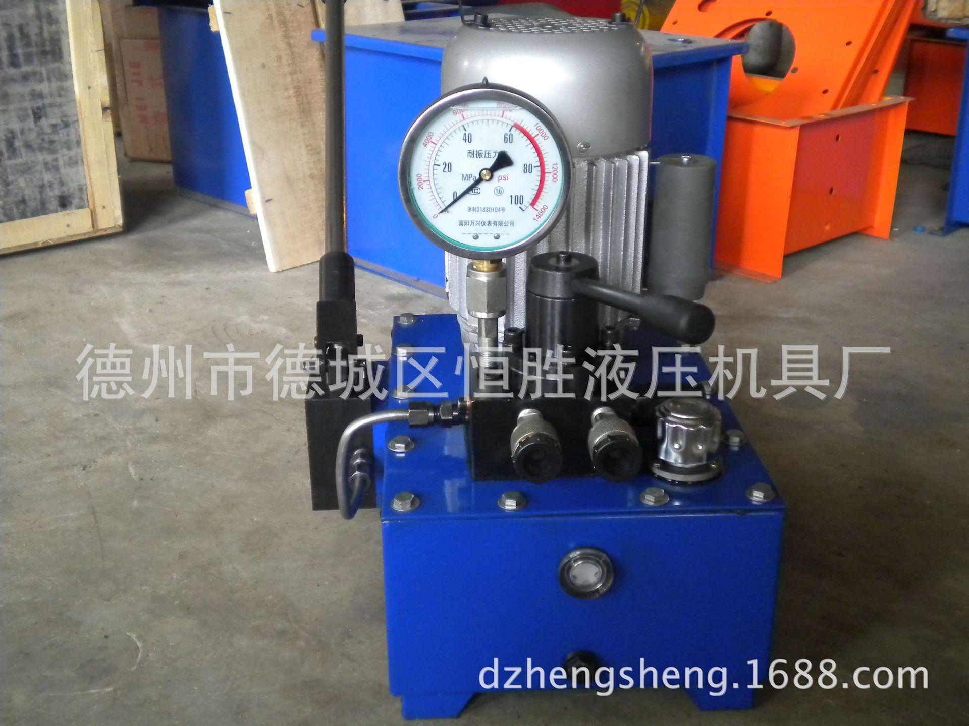 手电一体泵1