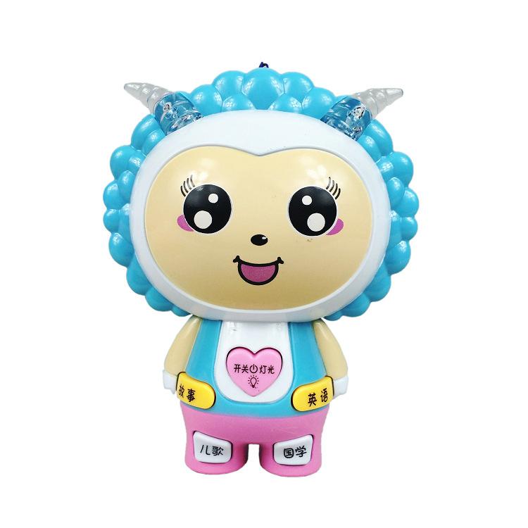 【润麒玩具】喜羊羊智能点播故事机早教机学习机益智玩具儿
