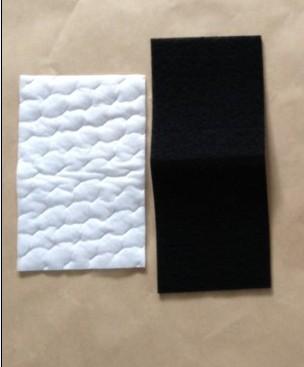 吸尘器用过滤片, 过滤棉