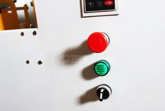 超低音重型行星式球磨机(控制系统)