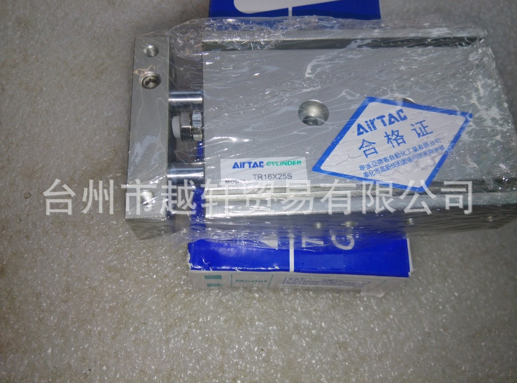 AIRTAC亚德客气缸TR25X10X20X25X30X40X50X60X70X75X80X100X125-S