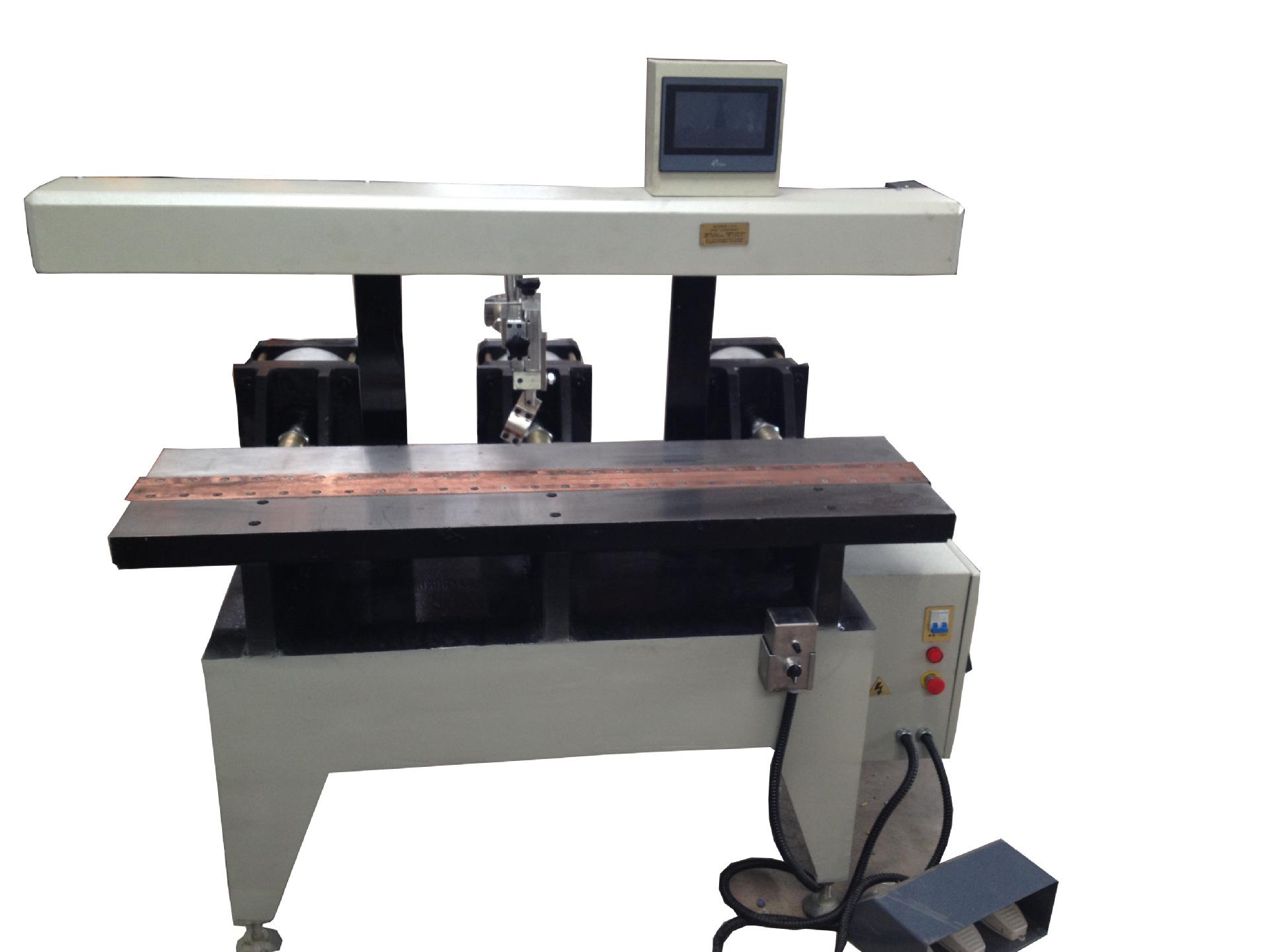 金属网滤芯纵缝焊机1