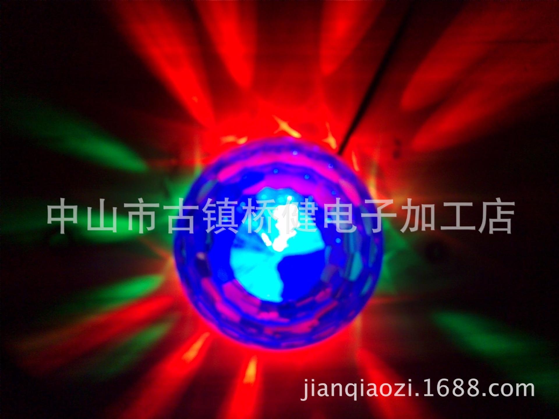 声控LED小太阳魔球灯/LED水晶魔球/激光舞台灯/LED小蘑菇七