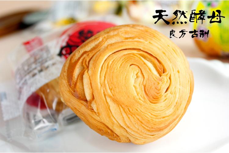 乐糕手撕面包 香蕉牛奶味 独立包装