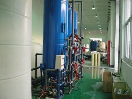 鞍山高纯水设备 二级RO 一级EDI 大于10T/H