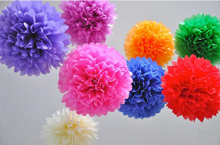 Best 6 15cm 10 25cm colorful tissue paper flowers ball craft paper 15310181931482027950 15310181891482027950 mightylinksfo