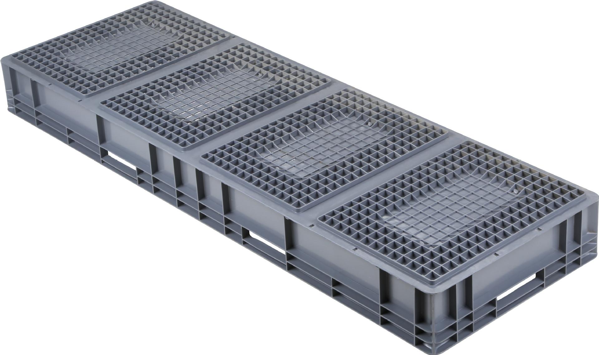4911汽配箱/EU物流箱/物料箱/周转箱/塑料箱厂家直销