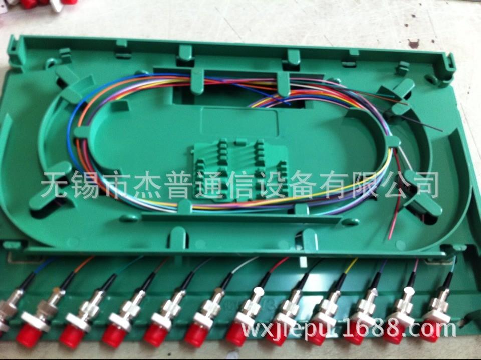 厂家直销V2.0版一体化熔接盘 直熔盘 光纤盘 熔纤盘 塑料面