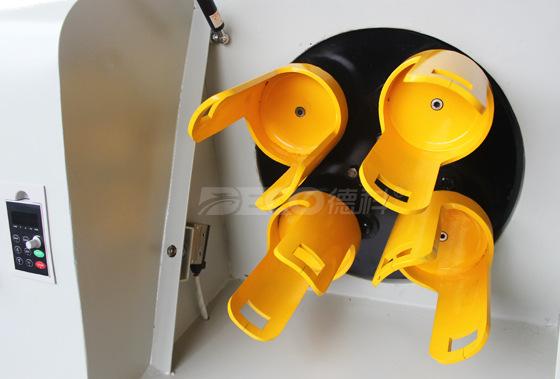 DECO德科轻型卧式行星式球磨机(未装球磨罐)