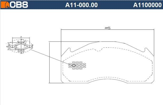 供应WVA29172,商用车刹车片钢背,,大巴钢背,,精冲钢背