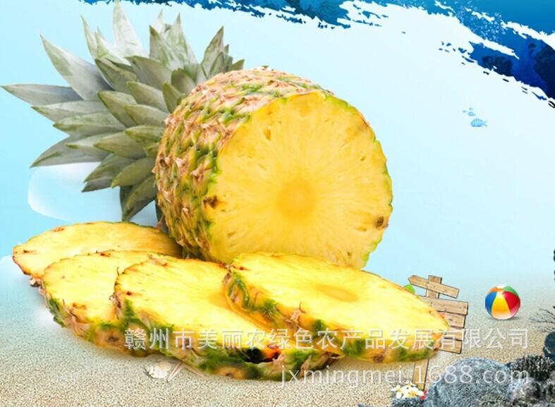 撕贴画菠萝图片