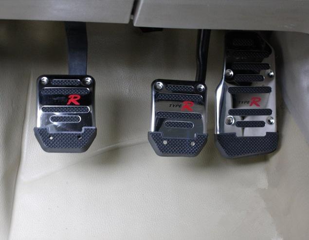 汽车改装用品车载手动挡自动挡刹车油门离合器