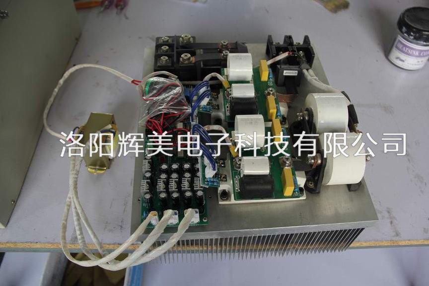 30KW 全桥电磁加热器 造粒机 电磁加热控制板 电磁加热器