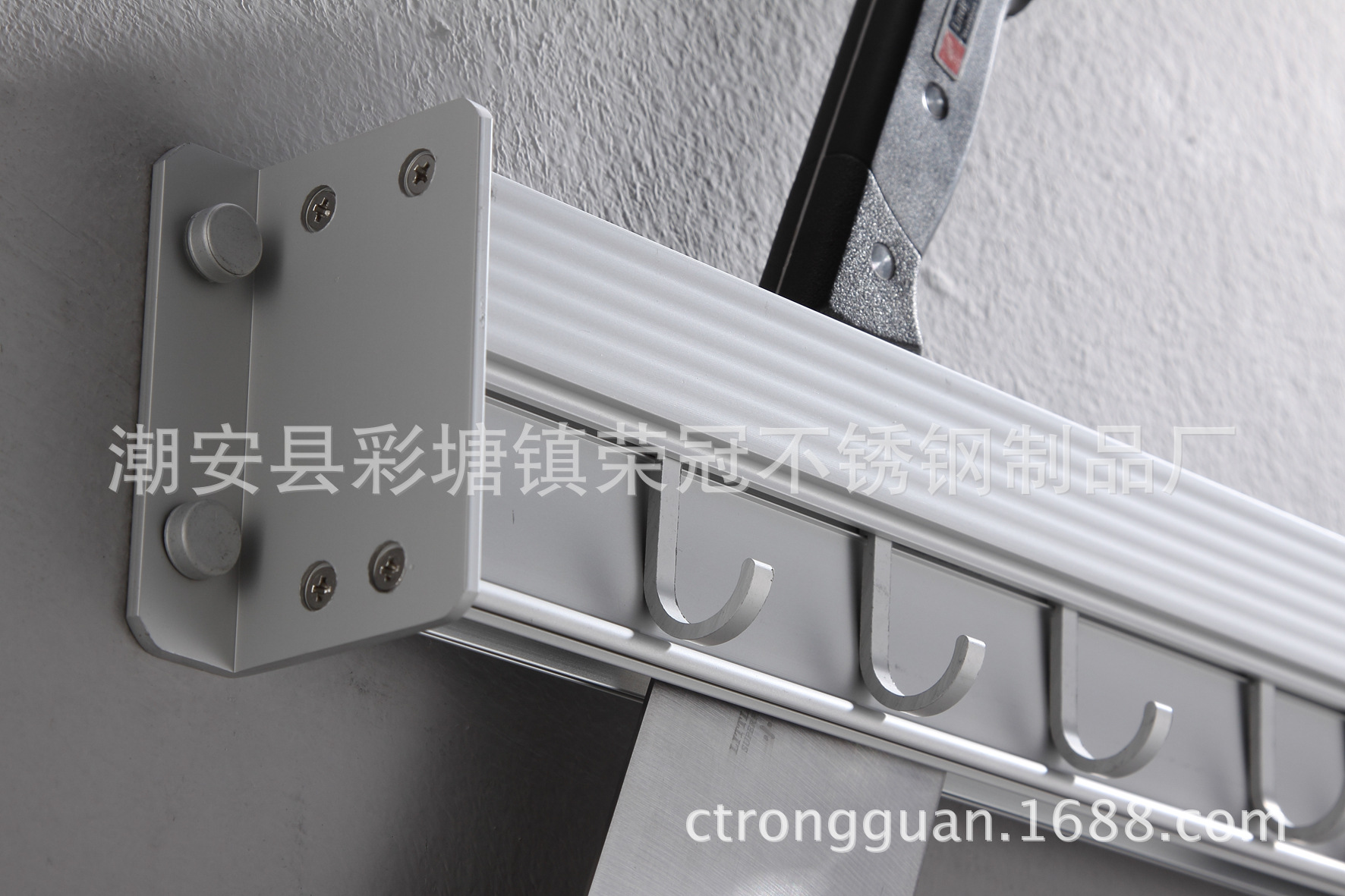 荣冠精品太空铝刀架,组合刀架,不锈钢刀架【CD4】等厨房