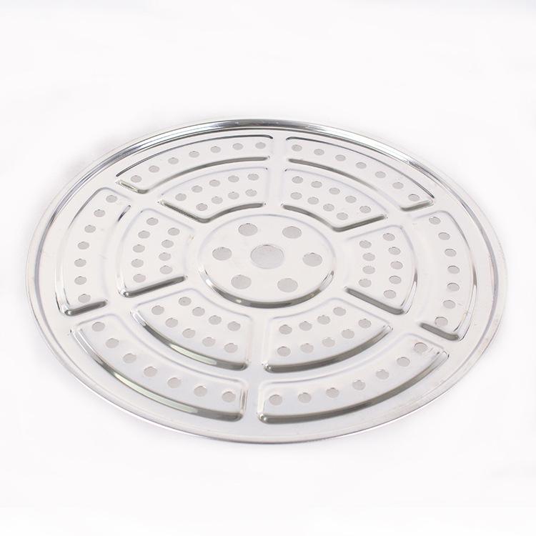 无磁加厚不锈钢蒸锅二层三层蒸笼多层蒸锅28-38cm电磁炉通用汤锅图片_54