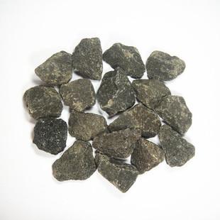 天然玄武岩 矿物岩石标本 火成岩岩石原料原石 1公斤计价