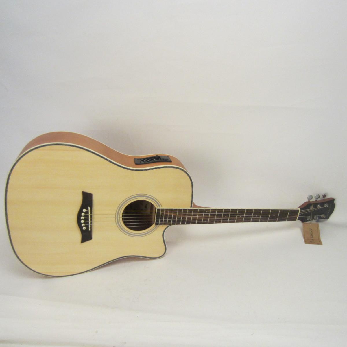 41寸安德鲁 云杉贝壳衫 XB4130EQ 木吉他电箱 大量批发