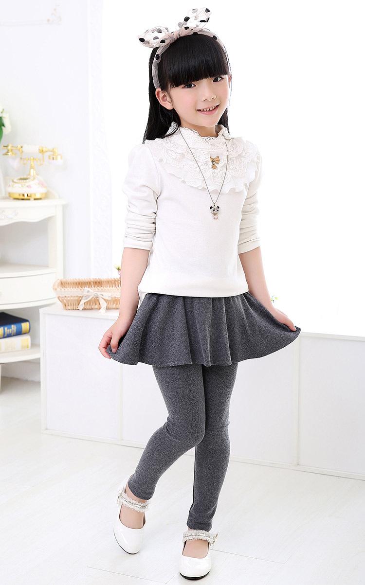 New Arrive Spring Girl Legging Girls Skirt Pants Cake Skirt Girl Baby Pants Kids Skirt in Stock ...