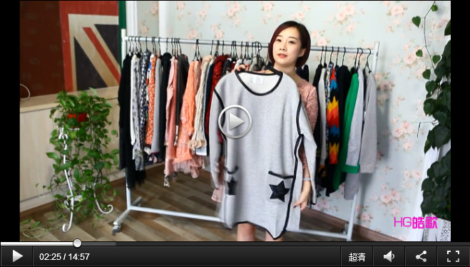 外贸库存新品2015秋冬女装 大码新款日韩女装 长袖宽松女装杂款