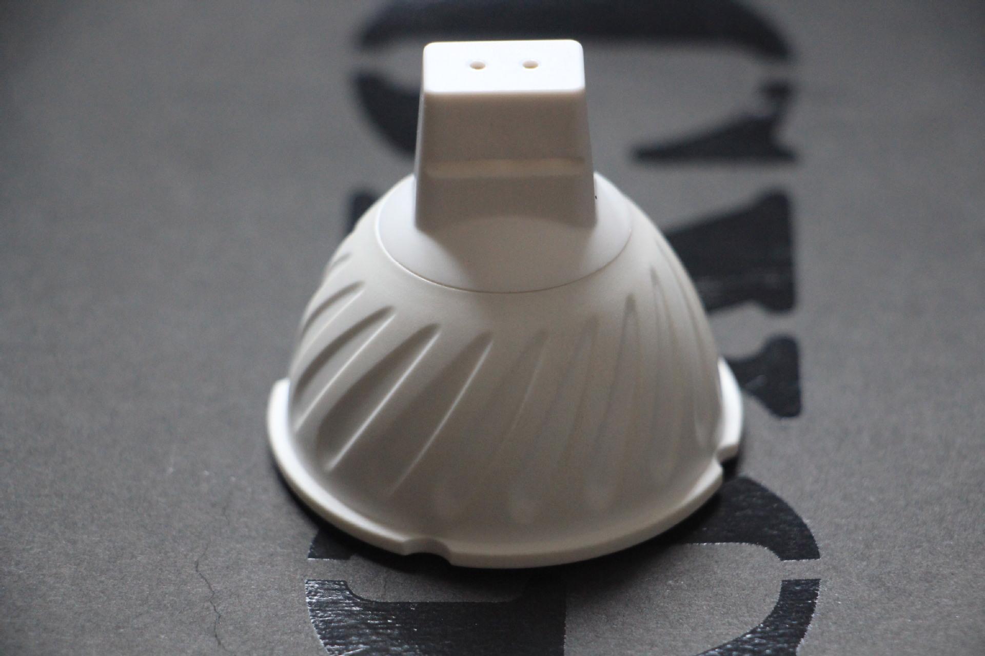 MR16-TS屯山 LED灯杯 陶瓷灯杯 COB塑包铝射灯 5W 风型 花